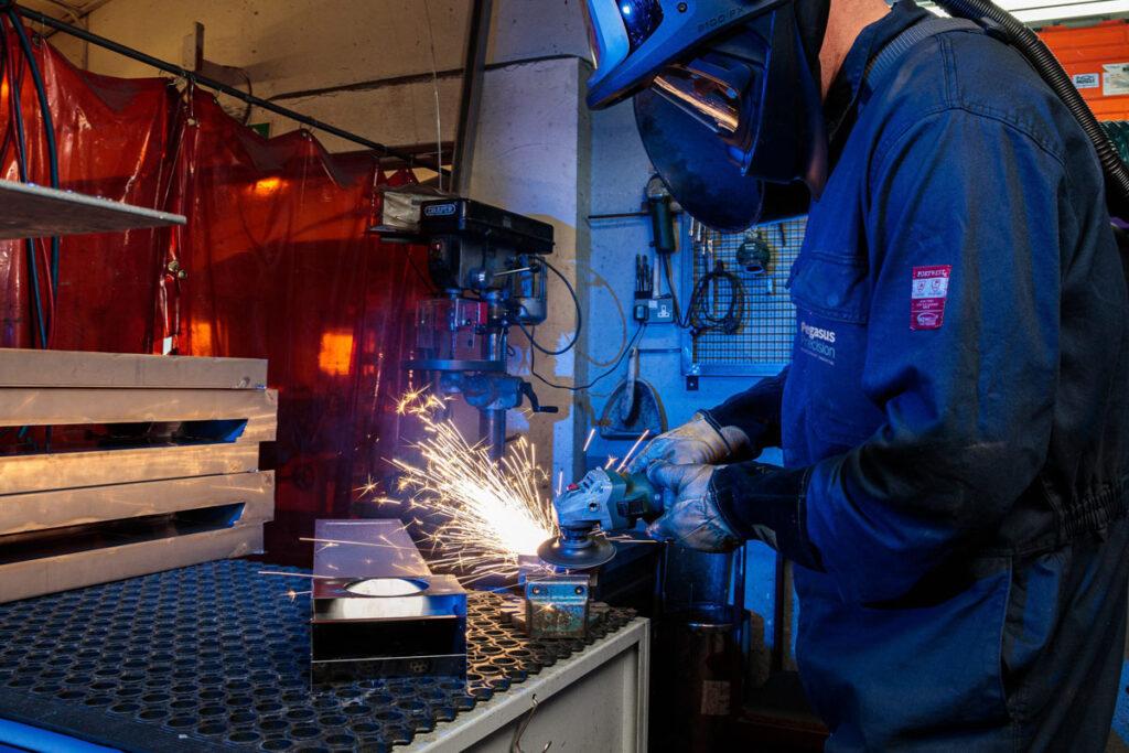 Pegasus Precision Manufacturing