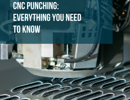 An In-depth Guide to CNC Punching: Everything you need to know